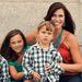 Kimberly and her children