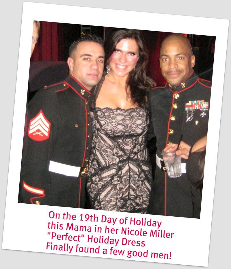 Kim and Marines