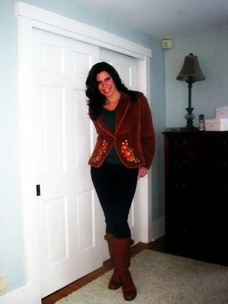 Kim outfit 5 with skinnies