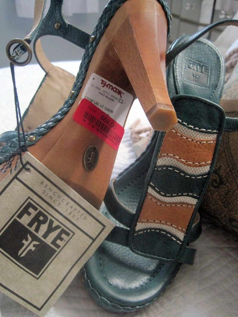 Kim and Frye shoes 2