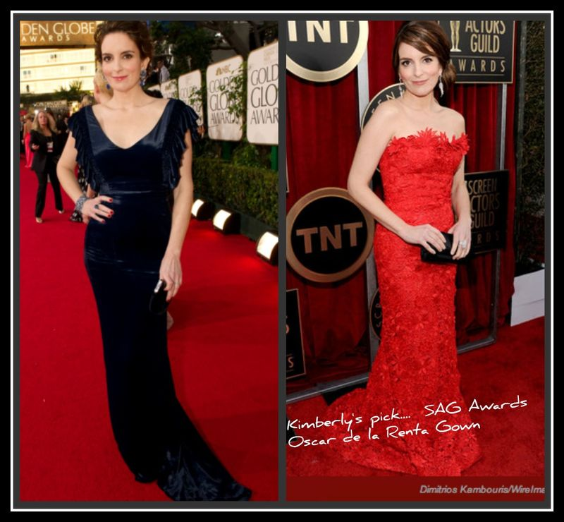 Tina Fey collage