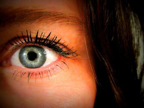 Kim eye lashes 1
