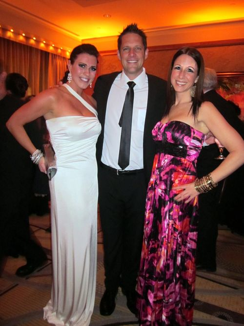 Oscar Gala pic 7 with bachelor chris