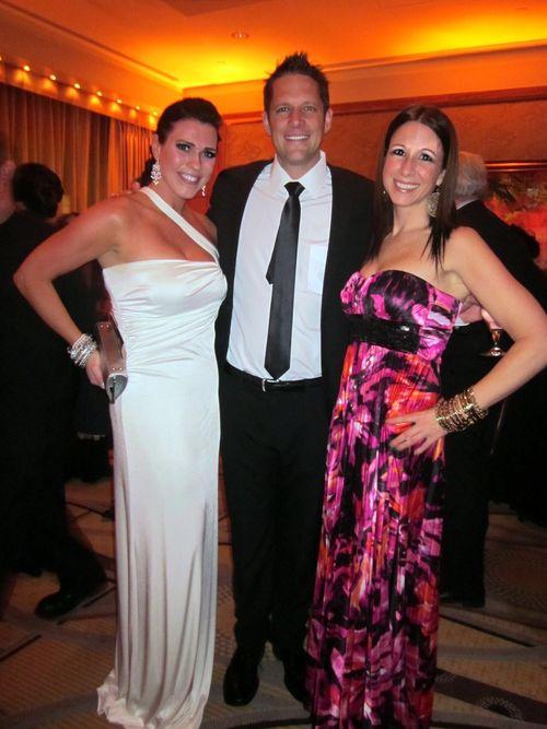 Oscar Gala pic 7 with bachelor chris