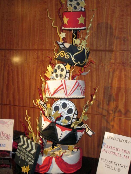 Oscar pic 13 cake