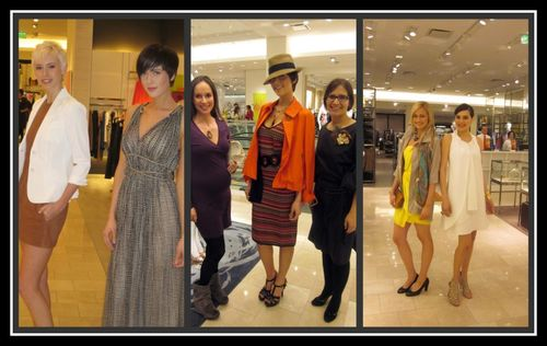 Fashion Rules Party Collage